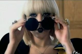 Lady gaga lips clara bow