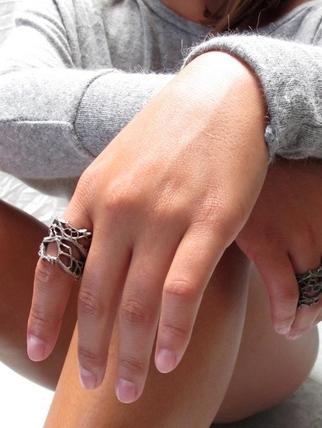 Cactus core ring